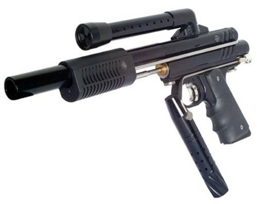 Sell Sterling Stock Class STP Pump Action Paintball Gun ...