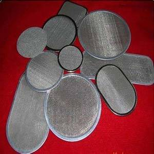 Wholesale Filter Supplies: Ba Shan Hot Sale Filters Plate Filter Screen
