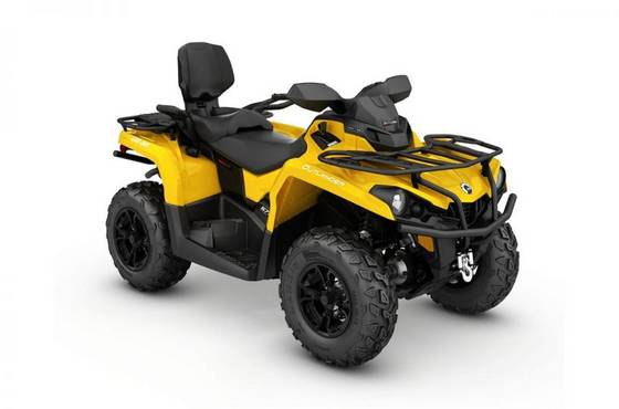 Sell 2017 Can-Am Outlander MAX XT 570