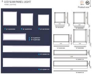 Wholesale led panel: LED Slim Panel Lights