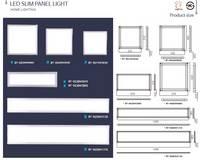 LED Ultra Slim Panel Lights