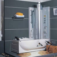 Sell Shower Room With Massage Bathtub