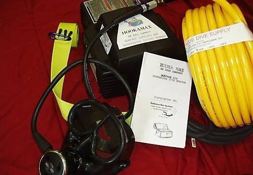 cheap hookamax hookah diving system - BarrieKnott's blog