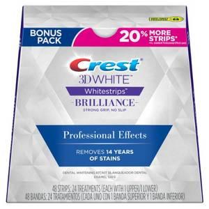 Wholesale whitening effect: Crest 3D White Whitestrips Professional Effects Teeth Whitening Kit