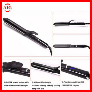 Wholesale Hair Curler: Professional Super Light Hair Curler