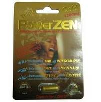Wholesale male enhancement products: Herbal Triple Powerzen Gold 1200MG Male Enhancement Sex Capsules Products