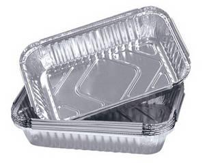 Wholesale Foil Containers: 8389 Aluminum Foil Container
