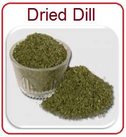 Wholesale Dried Vegetables: Dried Dill