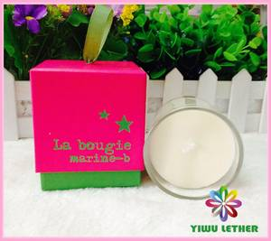 Wholesale sets: Luxury Customizable with Glass Candle for Gift Set