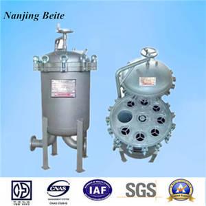 Wholesale rice liquor: Multi Bag Water Purifier Filter Stainless Steel Housing Sock Bag Filter On Sale