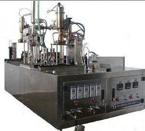 Wholesale file: Samll Type  Milk Filing and Packaging Machine