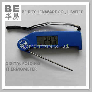 Wholesale household thermometer: Digital Household Kitchen Cooking Folding Probe Thermometer