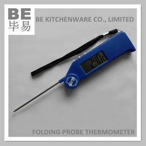 Wholesale household thermometer: Digital Folding Probe Household Kitchen Cooking Thermometer