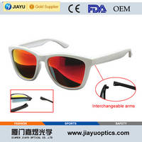 Unisex Fashion Sunglasses with Interchangeable Arms Made ...