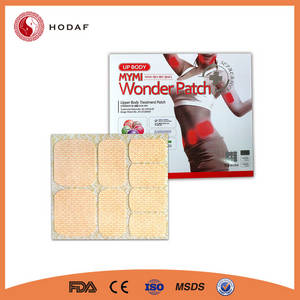 Wholesale woven patch: New Product Korea Belly Wide of Mymi Wonder Patch
