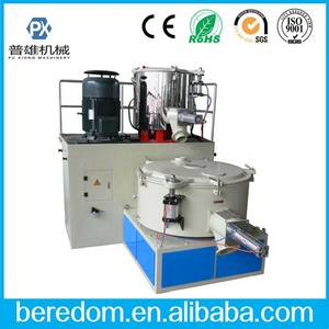 Wholesale Other Plastic Processing Machinery: SRL-Z Series PVC Mixing Unit