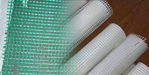 Wholesale fiber cement roof tile: Fiberglass Mesh for Cement Reinforcement