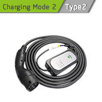 Wholesale use chevrolet: 2015 New Style Electric Vehicle 10A/16A Adjustable Portable Charging Box ( IEC 62196-2 Standard )
