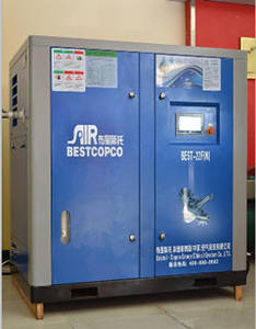 Wholesale screw air compressor: Oil Free Screw Air Compressor