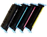 HP Laser Color Toner Cartridge Q6000A-6003A for HP Color