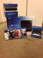BUY 2 GET 1 FREE SonyS PlayStationS 4 Pro Video Game Player Console PLUS 15 FREE GAMES,2 CONTROLLE