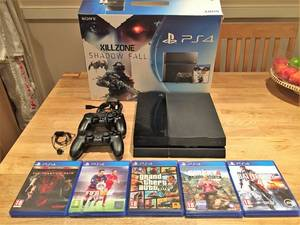 Wholesale game controller: BUY 2 GET 1 FREE PLUS 15 FREE GAMES,2 CONTROLLE SonyS PlayStationS 4 Pro Video Game Player Console