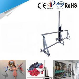 Wholesale transport freight solutions: 3D Photo Bedroom Wall Printing Machine