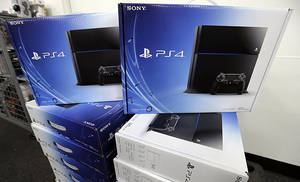 Wholesale game console: Free Shipping for Sony_Play_station 4 Console 500GB Bundle PS4 Camera & 5 Games BUY 2 GET 1 FREE