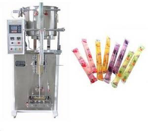 Wholesale sealing strip: Ice Pop Jelly Strip Liquid Soft Tube Filling Sealing Machine