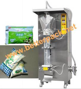 Wholesale water machine: Milk Pouch Mineral Water Liquid Packaging Machine