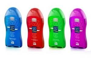 Wholesale Shower Gel: AQUAVERA Shower Gel