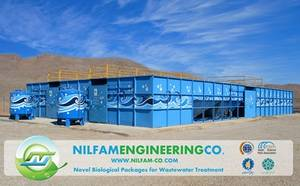 Wholesale engine: Biological Wastewater Treatment Package