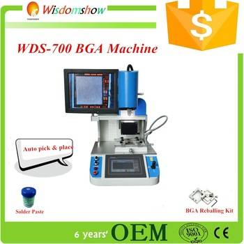 rework station: Sell Top sales WDS-700 auto mobile phone repair machine for smartphone chip repa