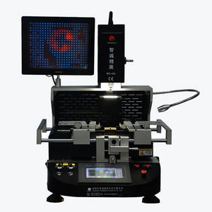 Wholesale double side cross led: WDS-650 Bga Chips Reballing Machine , Auto Infrared Bga Rework Station Updated From WDS-620
