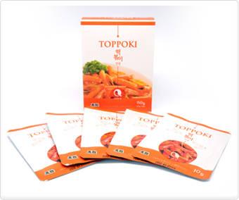mushroom powder: Sell the toppoki seasoning