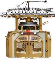 Double Jersey Electronic Computerized Jacquard Circular Knitting Machine