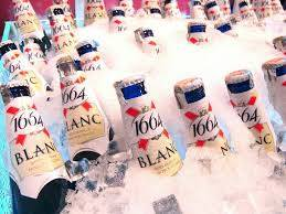 Wholesale kronenbourg beer 1664 blanc: Kronenbourg 1664 Blanc Beer in Blue 25cl and 33cl Bottles and 500cl Cans