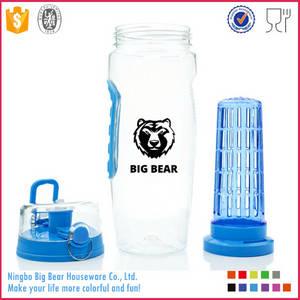 Wholesale Bottles: BPA Free Tritan Plastic 32oz Fruit Infuser Water Bottle Sport Water Bottle