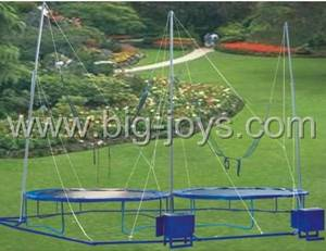 Wholesale car parking tent: Hot Sale Bungee Trampoline, Adult Ourdoor Jumping Bungee for Sale