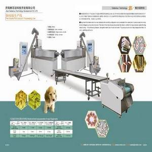 Wholesale dog biscuit: Dog Treats/PET Biscuit Processing Line