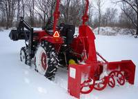 60 Inch Snow Blower