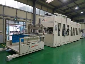 Wholesale mechanical watches: Vacuum Forming Machine