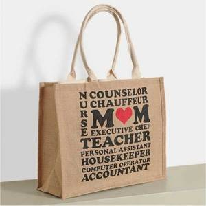 Wholesale Speciality & Promotional Bags: Jute Shopping Bag
