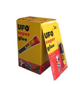 Wholesale wood apparatus: UFO Daily DIY Use Super Glue, 502 Super Fast Glue, Cyanoacrylate Adhesive in Tube Packing