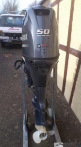 Wholesale gasoline: Used 2012 Yamaha 50HP 4-Stroke Outboard Motor