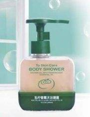Wholesale baby milk bath: Body Care Toiletries Pure And Mild Shower Gel With Natural Milk Essence 300ml For Babies