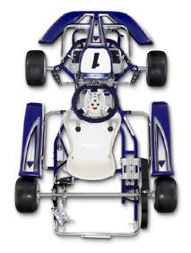 Wholesale king pin kits: Arrow AX-9 Rookie Cadet Kart Chassis