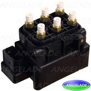 Wholesale valve: AUDI A6 A8 VW Phaeton Bentley Supply Solenoid Valve Block Air Ride Control Valve 4F0616013