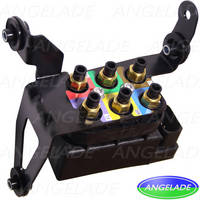 Porsche Panamera 2010-2015 Air Supply Solenoid Valve Block Air Ride Control Valve 97035815302 4