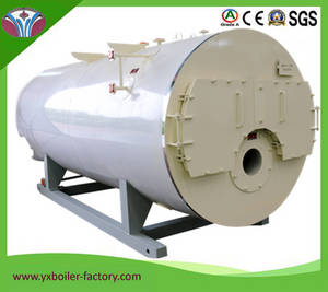 Wholesale feed pump 20mm: WNS10T-1.25-Y High Efficiency PLC Control Stainless Steel Feed Water Pump Oil Fueled Steam Boilers